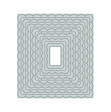 Tonic Studios Card Blank Layering Dies – Harrop 1216E