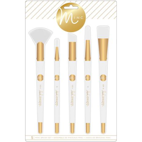 Heidi Swapp Minc Brush Set 5/Pkg