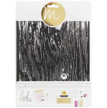 Heidi Swapp Minc Art Screen 6.5X8.5 - Woodgrain