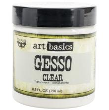 Prima  Finnabair Art Basics Gesso 250ml - Clear