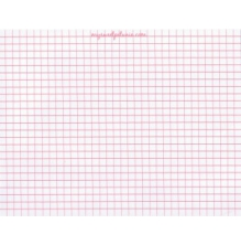 MISTI MINI Grid Paper Pad 40/Sheets
