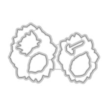 Altenew Die Set 6/Pkg - Dahlia Blossoms