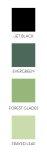 Altenew Dye Inks - Green Fields