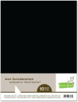 Lawn Fawn Cardstock Pack - Black Licorice