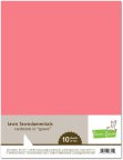 Lawn Fawn Cardstock Pack -  Guava