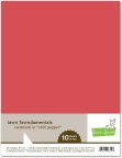 Lawn Fawn Cardstock Pack - Chili Pepper