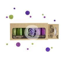 Prima Finnabair Art Extravagance Glitter 6g 6/Pkg - Mardi Gras