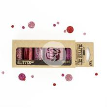 Prima Finnabair Art Extravagance Glitter 6g 6/Pkg - Crimson