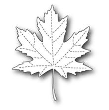 Memory Box Poppystamp Die - Majestic Maple