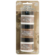 Tim Holtz Distress Collage Mini Mediums 29ml 3/Pkg - Vintage, Matte & Crazing