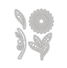 Tonic Studios Dies Beautiful Blooms – Gerbera Daisy 1287E
