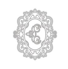 Tonic Studios Double Detail Die Set – Jewelled Crown 1143E