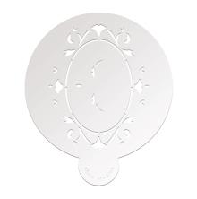Tonic Studios Double Detail Stencil – Jewelled Crown 1147E