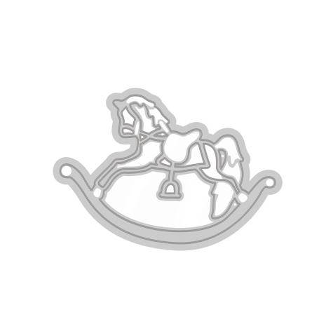 Tonic Studios Baby Rococo Petite – Rocking Horse 1270E