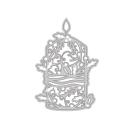 Tonic Studios Rococo Faith Range – Decorate Candle 1282E