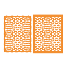 Tonic Studios Patterned Panels – Deco Diamond 1331E
