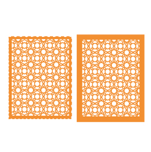 Tonic Studios Patterned Panels – Sunflower Array 1335E