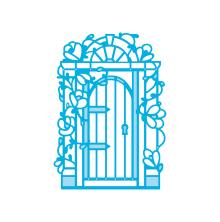 Tonic Studios Rococo Petite Die – New Home Door 1296E