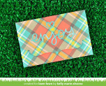 Lawn Fawn Custom Craft Die - Small Stitched Envelope