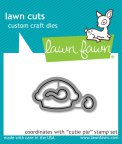 Lawn Fawn Custom Craft Die - Cutie Pie