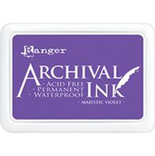 Ranger Archival Ink Pad - Majestic Violet