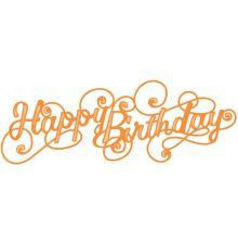 Tonic Studios Sentiments - Birthday Swirl 1058E