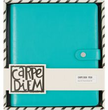 Simple Stories Carpe Diem A5 Planner Boxed Set - Aqua Posh