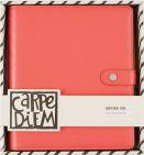 Simple Stories Carpe Diem A5 Planner Boxed Set - Coral Posh