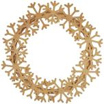 Kaisercraft Beyond The Page MDF - Snowflake Wreath