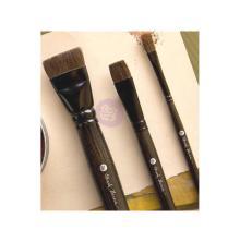Prima Frank Garcia Memory Hardware Brushes 3/Pkg - Artisan Powder