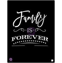 Prima Stencil 9.5X12 - Family Is Forever