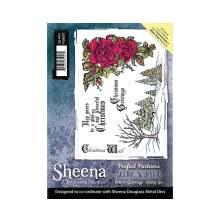 Sheena Douglass Scenic Winter Stamp A5 - Festive Greetings UTGÅENDE