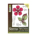 Sheena Douglass Country Cottage Stamp - A Rosy Outlook