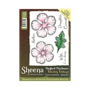 Sheena Douglass Country Cottage Stamp - Classic Carnations