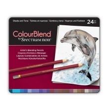 Crafters Companion Spectrum Noir ColourBlend Pencils - Shade and Tone