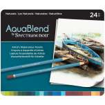 Crafters Companion Spectrum Noir AquaBlend Pencils - Naturals