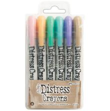 Tim Holtz Distress Crayon Set - Set 5