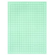 American Crafts Mint Self-Healing Cutting Mat 12X18