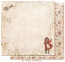 Maja Design I Wish 12X12 - Santa Will Remember Me
