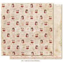 Maja Design I Wish 12X12 - You A Merry Christmas