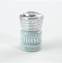 Tonic Studios Nuvo Embossing Powder – Serenity Blue 606N