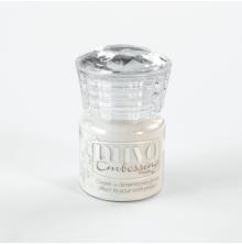 Tonic Studios Glitter Embossing Powder – Shimmering Pearl 599N