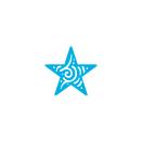 Tonic Studios Rococo Petite Die – Star Bauble 1397E