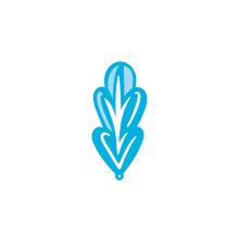 Tonic Studios Rococo Petite Die – Acorn Leaf 1388E