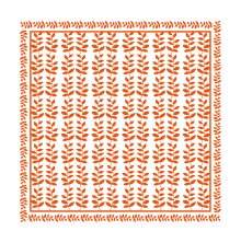 Tonic Studios Embossing Folder 8X8 - Layered Leaves 1441E