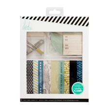 Heidi Swapp Memory Planner Embellishment Kit - Travel UTGÅENDE