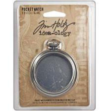 Tim Holtz Idea-Ology Pocket Watch Frame 2´