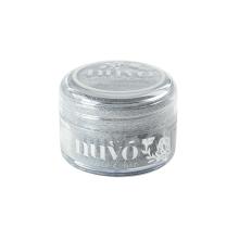 Tonic Studios Nuvo Sparkle Dust – Silver Sequin 547N