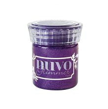 Tonic Studios Nuvo Glimmer Paste – Amethyst Purple 956N