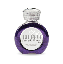 Tonic Studios Nuvo Glitter Collection - Violet Infusion 723N